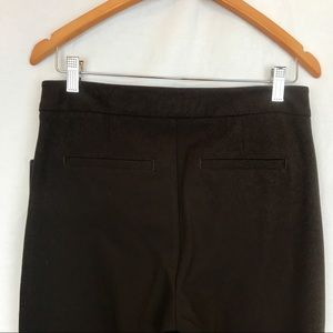 NYDJ Pants - NEW NYDJ Ponte Brown Trousers-Lift Tuck Technology